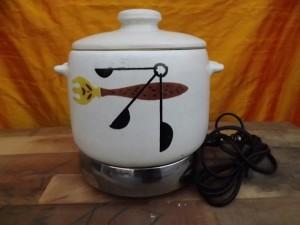1960s crock pot