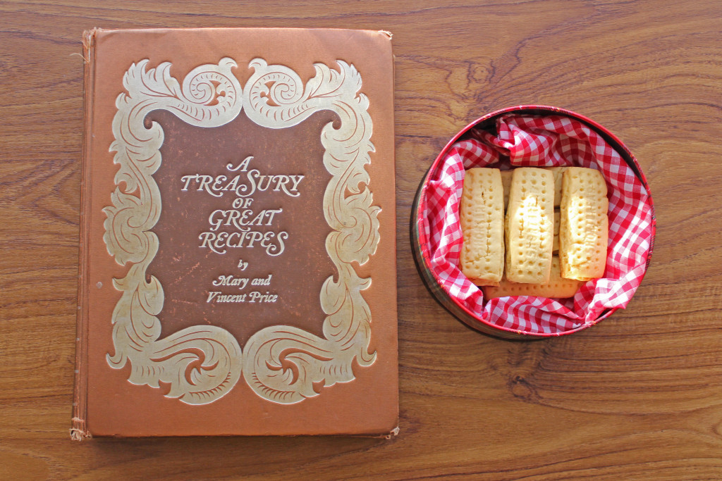 Happy Halloweeeeeeeeeeeen – Vincent Price's Shortbread