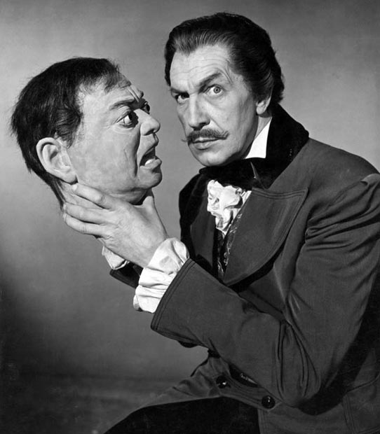 Vincent Price London Legacy Tour Update