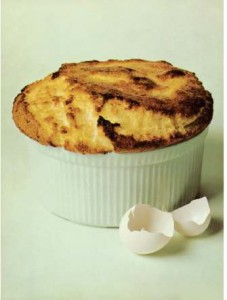 Vincent Price's Souffle au Grand Marnier