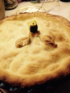 James Cagney's Apple Cheese Pie Recipe