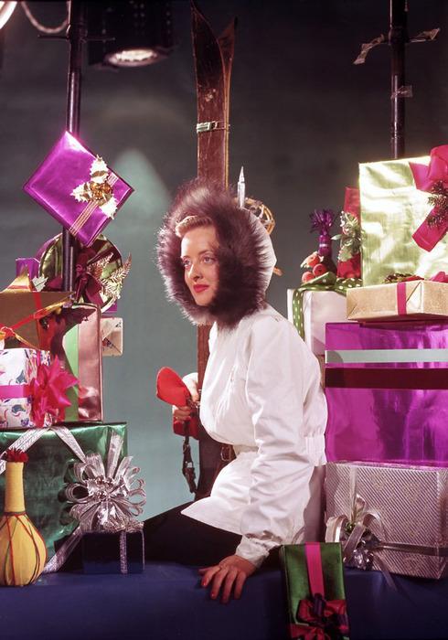 Bette Davis' Marmalade Mallard