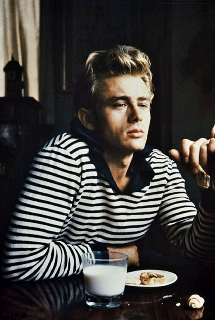 Eat Like the Stars: James Dean