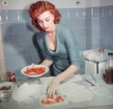 Sophia Loren's Pesto