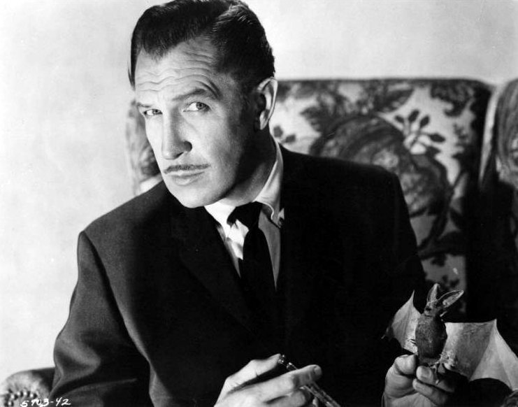 Vincent Price's Cheese Knots, Toad in the Holes and Cucumber Crocodiles