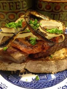 Jackie Cooper's Tenderloin Steak Sandwich