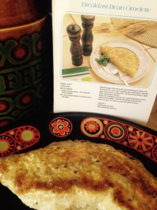 diana-dors-breakfast-bean-omelette-with-cookbook