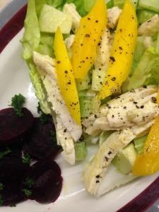 Elizabeth Taylor's Curried Chicken Salad
