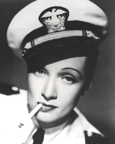 Marlene Dietrich's Banana Nut Bread