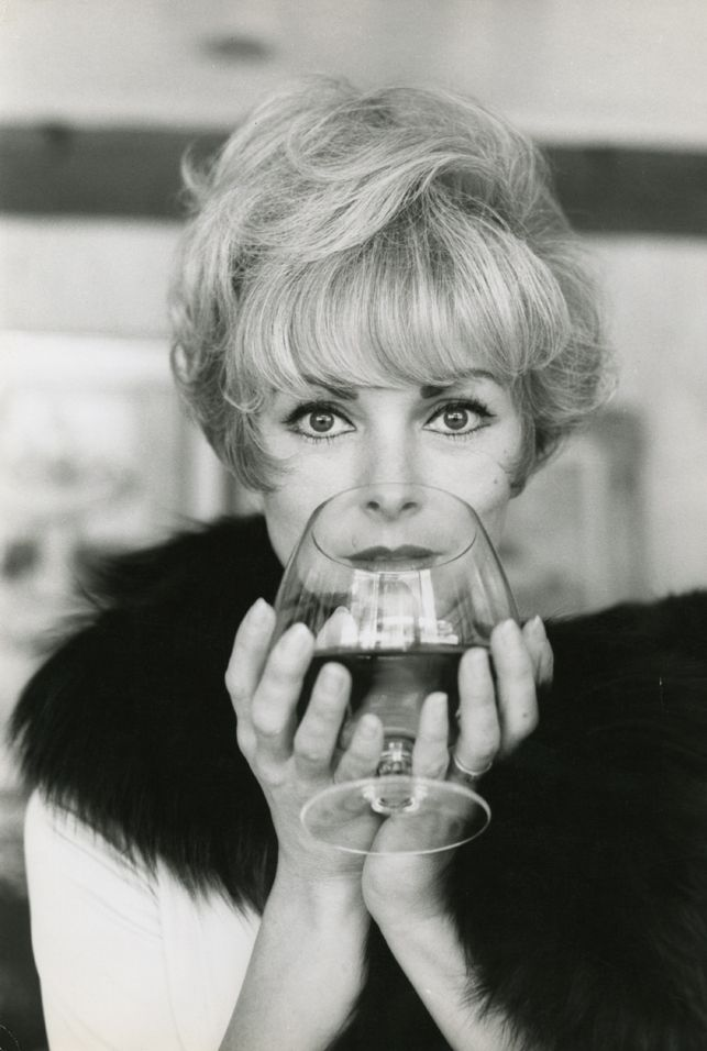 Janet Leigh's Cheese Soufflé