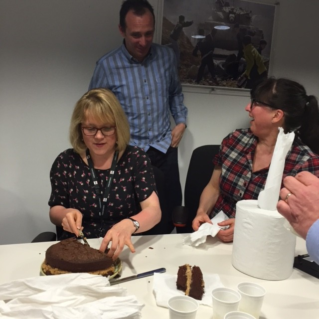 Vincent Price's Dark Mocha Cake