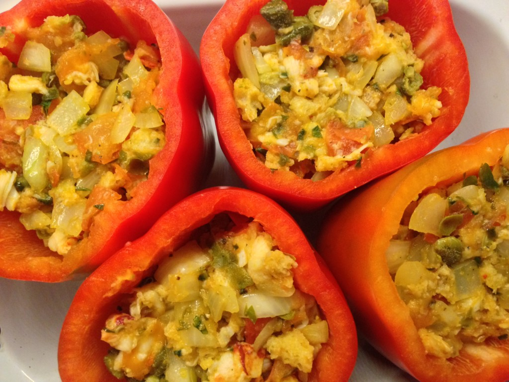 Shera Danese's Red Peppers
