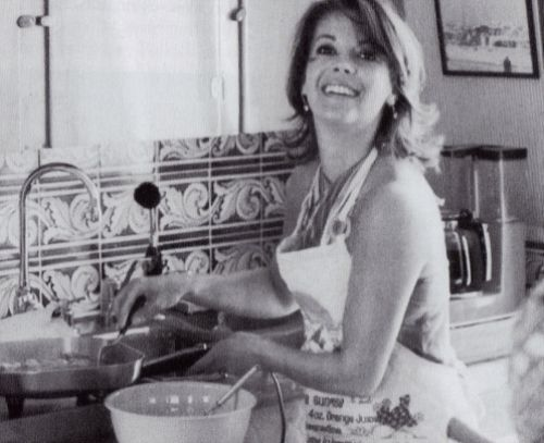 Natalie Wood's Huevos Rancheros