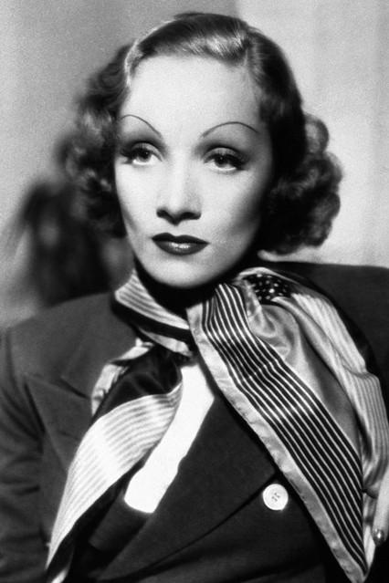 Marlene Dietrich's Scrambled Eggs