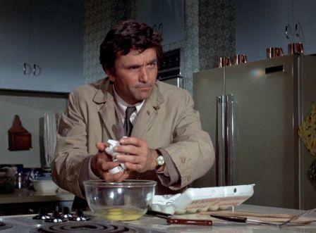 Lieutenant Columbo's Omelet