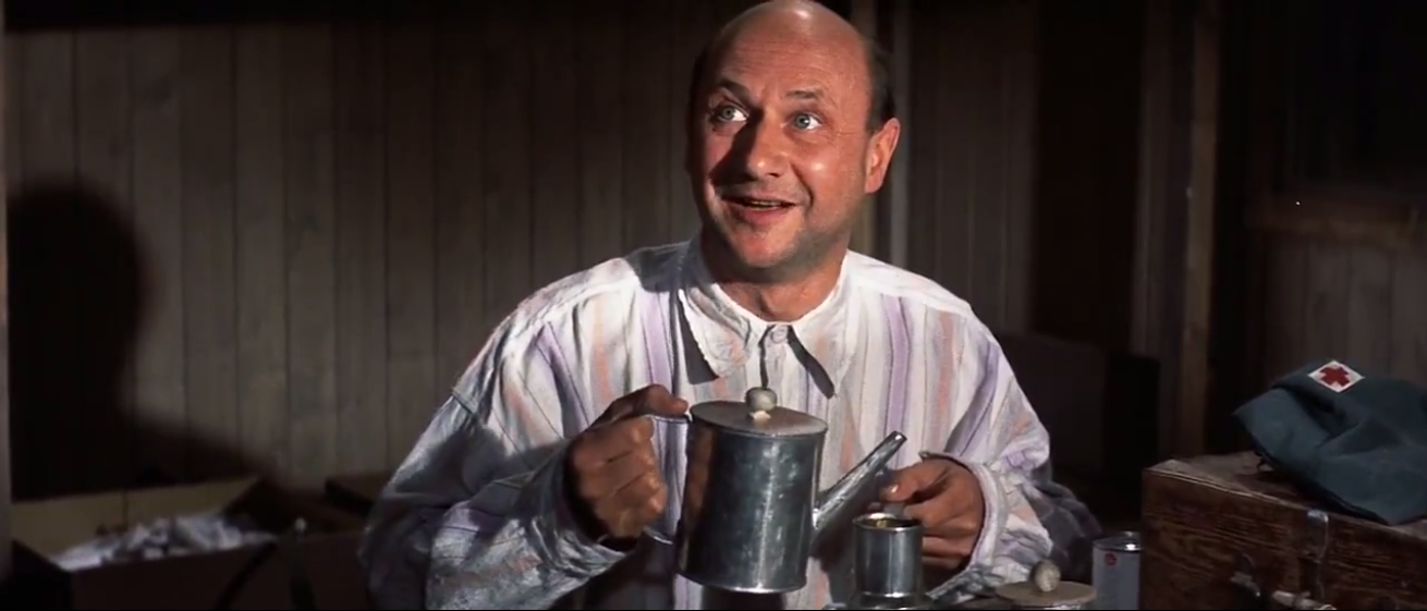Donald Pleasence's No-Name Curry