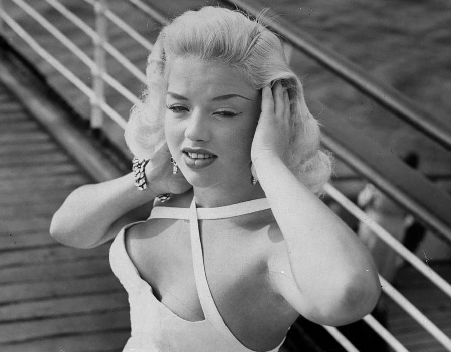 Diana Dors' Breakfast Prunes