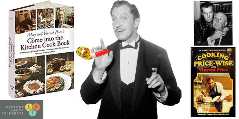 Vincent Price Curry Demonstration Film