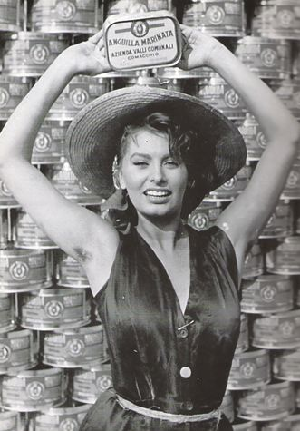 Sophia Loren's Fish Baked in Beef Stock