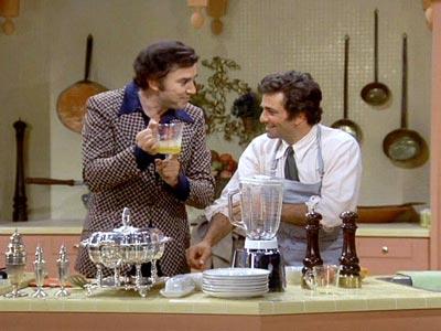 Martin Landau's Straight Up Martini