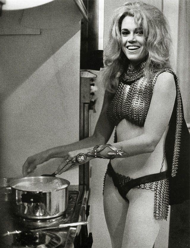 Jane Fonda's Tangy Tomato Drink
