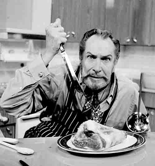 Vincent Price's Goulash