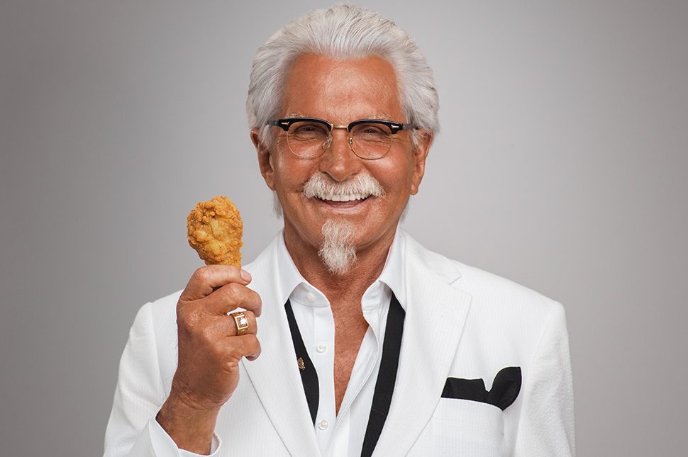 George Hamilton's Smoky Chicken