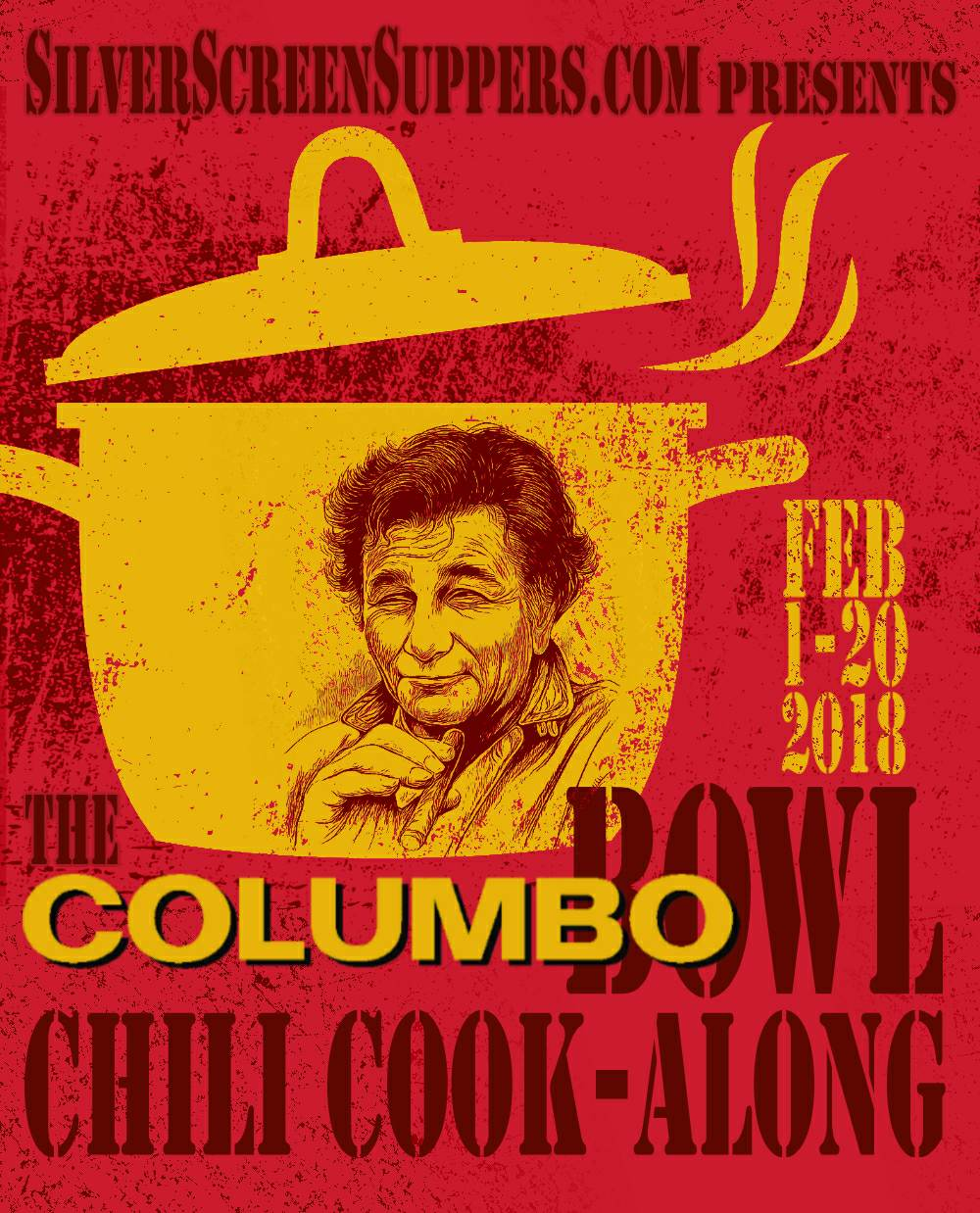 The Columbo Bowl Chili Cook-along