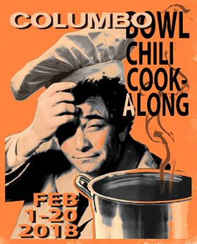 The Columbo Bowl Chili Cook-along Has Begun!