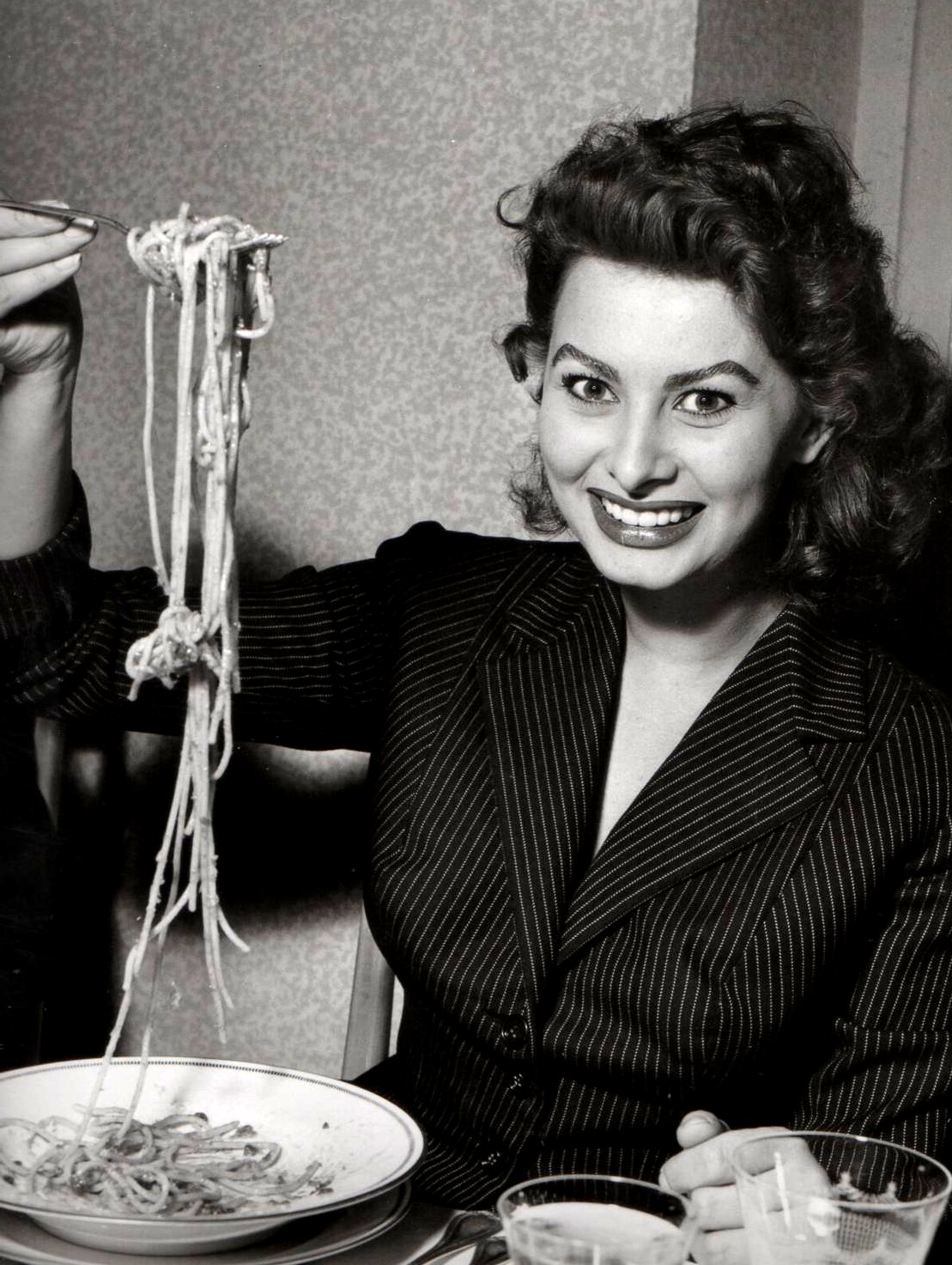 Recipe of the Month – Sophia Loren's Tagliatelle con Zucchini
