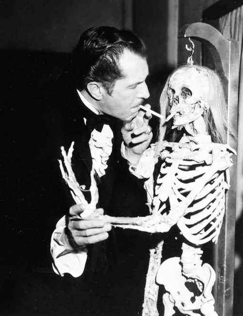 Happy Halloween – Vincent Price's Steak Au Poivre