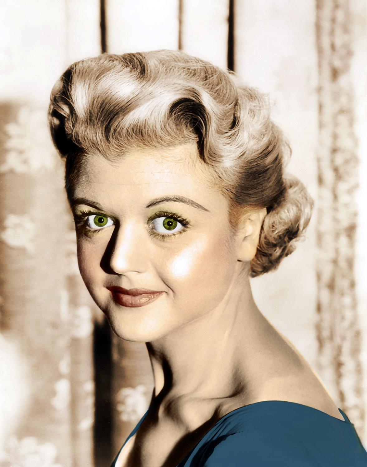 Angela Lansbury's Garden Vegetable Soup