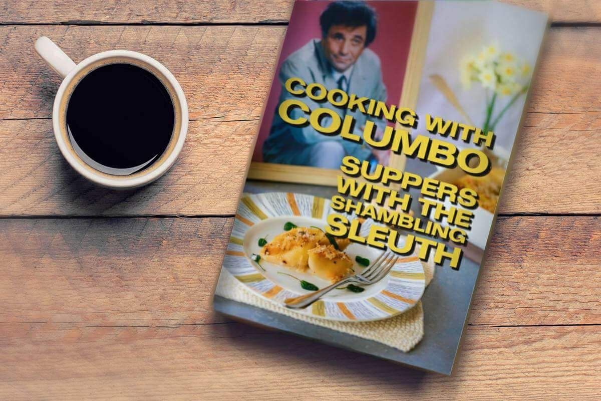 Happy Birthday Cooking With Columbo!