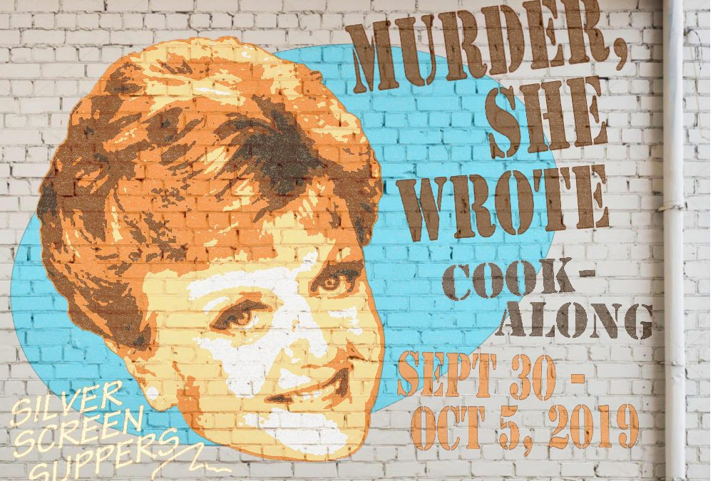 Murder, She Wrote Cookalong Day 2 – Works of Art