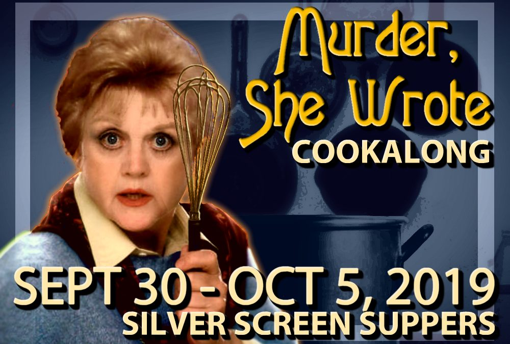 Murder, She Wrote Cookalong Day 6 – Blogger Chums