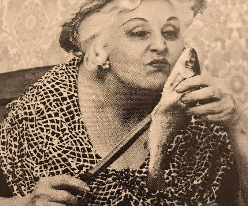 Tessie O'Shea's Fishcake