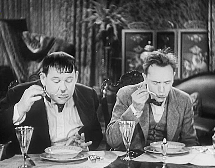 Laurel & Hardy Recipes x 9