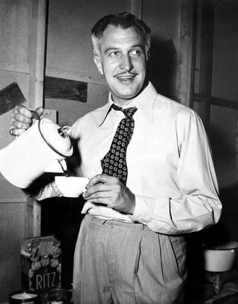 Vincent Price's Iced Tea