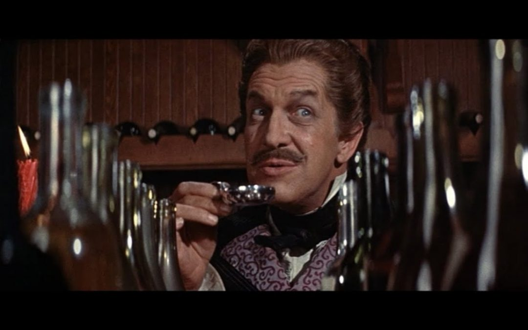 Vincent Price Bloody Marys
