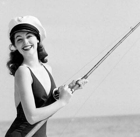 Ava Gardner's Fried Fillets of Flounder