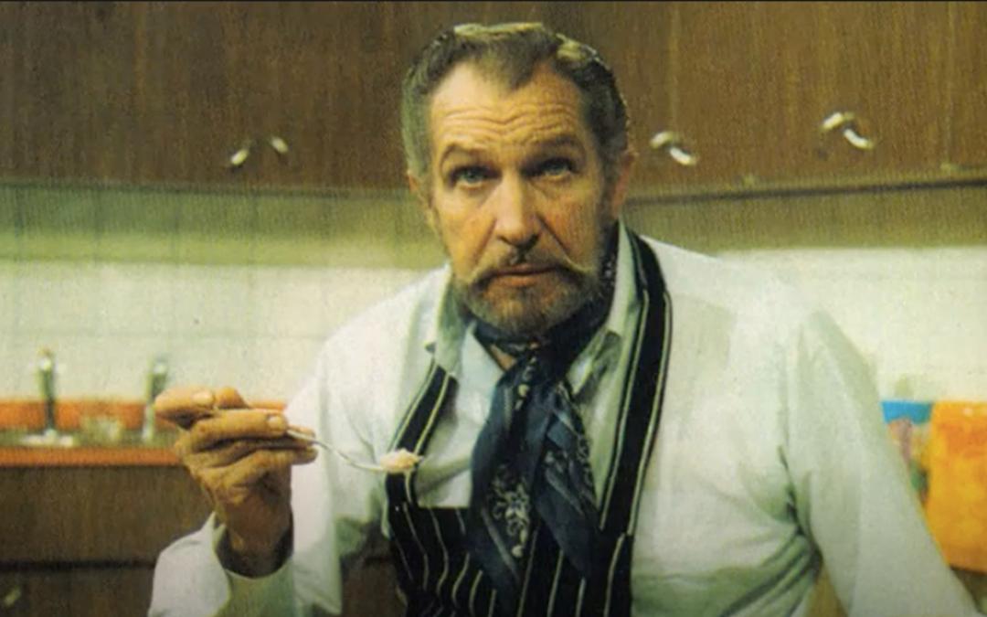 Vincent Price's Buckingham Eggs – My Top 100 Movie Star Recipes #99